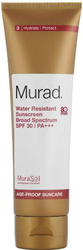 Murad Water Resistant Sunscreen Broad Spectrum SPF 30 PA+++