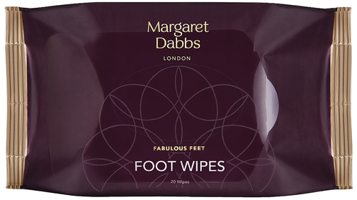 Margaret Dabbs London Fabulous Feet Foot Wipes