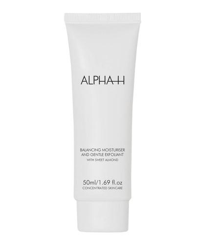 Alpha H Balancing Moisturiser & Gentle Exfoliant - 50ml