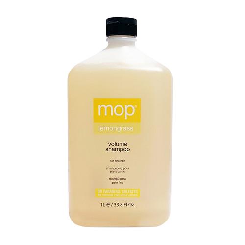 MOP Lemongrass Volume Shampoo - 1 Litre