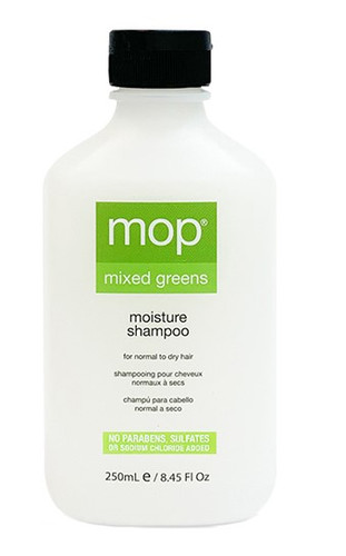 MOP Mixed Greens Moisture Shampoo - 250ml