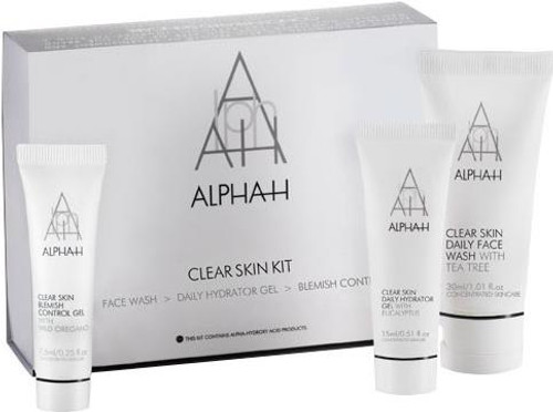 Alpha H Clear Skin Collection