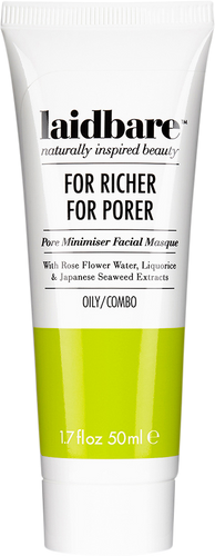 Laidbare For Richer For Porer 3-in-1 Facial Masque - 50ml