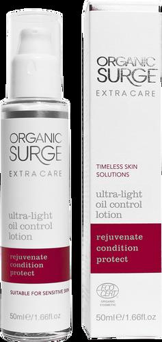 Organic Surge Extra Care Ultra Light Oil Control Lotion - 50ml