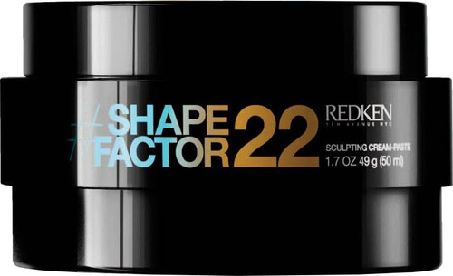 Redken Shape Factor 22 Sculpting Cream-Paste
