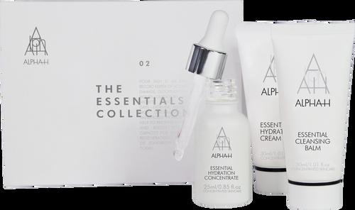 Alpha H Essentials Collection