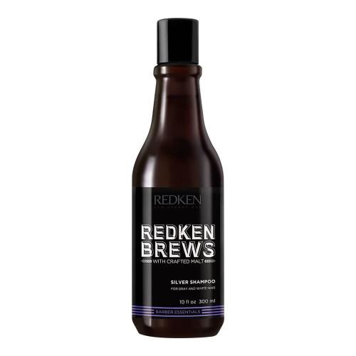 Redken Brews Silver Shampoo - 300ml