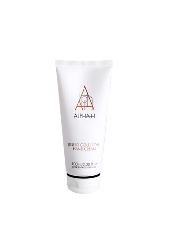 Alpha H Liquid Gold Rose Hand Cream