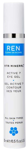 Ren Vita Mineral Active 7 Radiant Eye Gel - 15ml