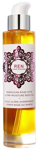 Ren Moroccan Rose Otto Ultra-Moisture Body Oil