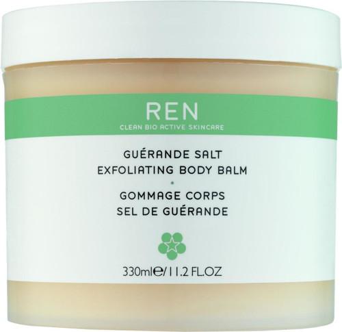 Ren Guréande Salt Exfoliating Body Balm