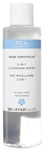 Ren Rosa Centifolia 3-in-1 Cleansing Water