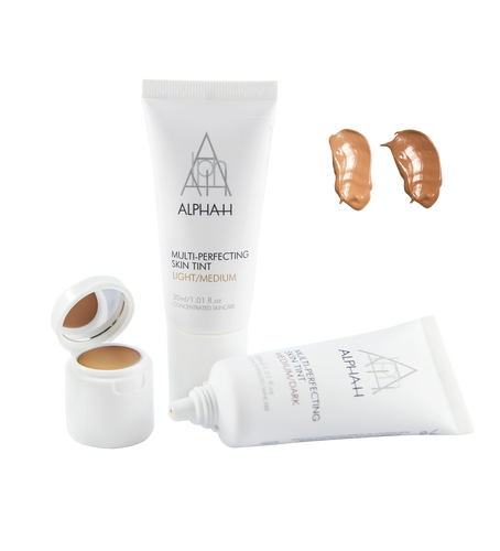 Alpha H Multi-Perfecting Skin Tint SPF15 (Discontinued)