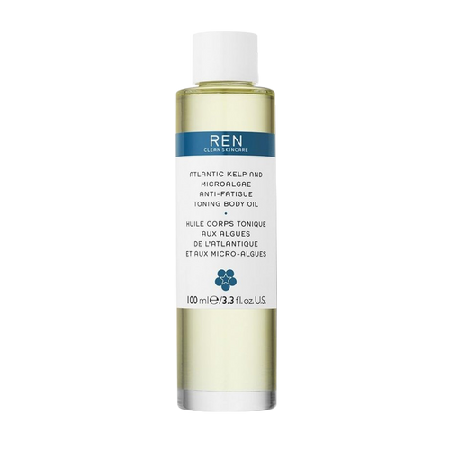 REN Atlantic Kelp And Microalgae Anti-Fatigue Toning Body Oil - 100ml