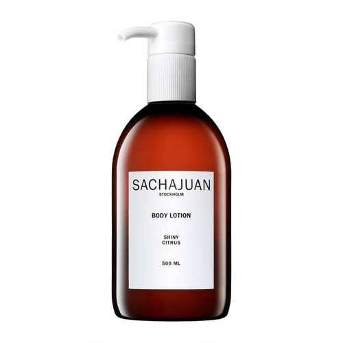 SACHAJUAN Shiny Citrus Body Lotion - 500ml