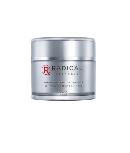Radical Skincare Age Defying Exfoliating Pads - 60 Pads
