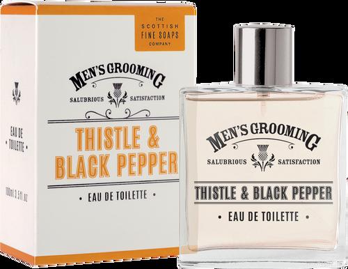 Scottish Fine Soaps Men's Grooming Eau de Toilette - 100ml