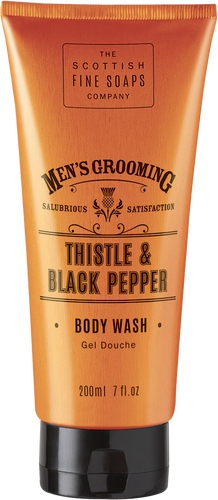 Scottish Fine Soaps Men's Grooming Body Wash - 200ml