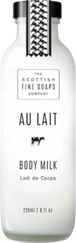 Scottish Fine Soaps Au Lait Replenishing Body Milk