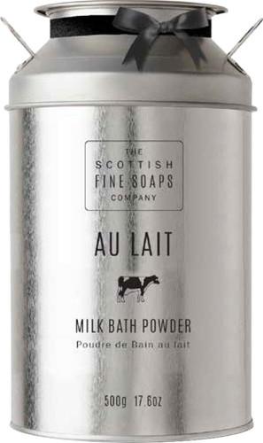 Scottish Fine Soaps Au Lait Soothing Milk Bath Powder