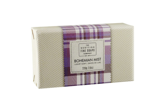 Scottish Fine Soaps Bohemian Mist Soap