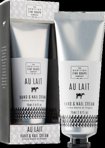 Scottish Fine Soaps Au Lait Hand & Nail Cream