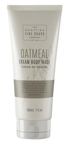 Scottish Fine Soaps Oatmeal Cream Body Wash
