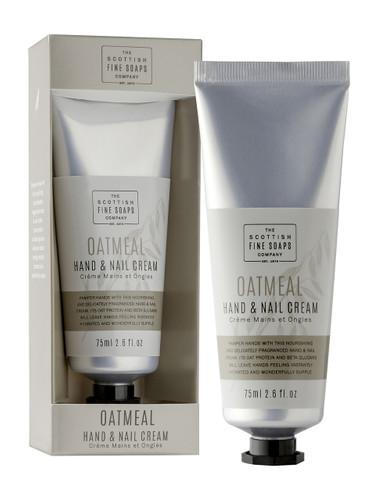 Scottish Fine Soaps Oatmeal Hand & Nail Cream