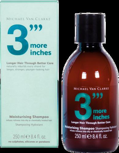 3 More Inches Moisturising Shampoo