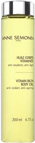 Anne Semonin Vitamin Rich Body Oil - 200ml