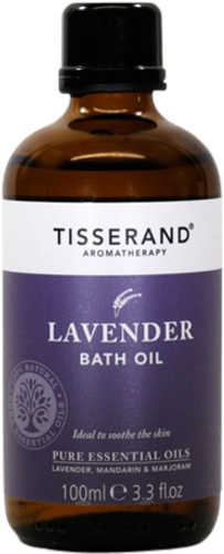 Tisserand Aromatherapy Lavender Bath Oil - 100ml
