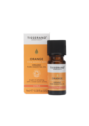 Tisserand Aromatherapy Orange Organic Essential Oil