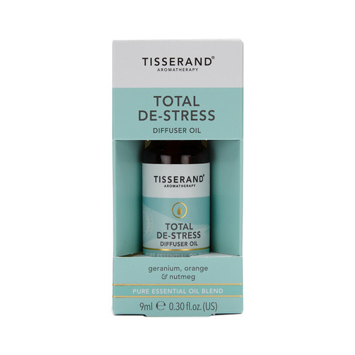 Tisserand Aromatherapy Total De-Stress Diffuser Oil - 9ml