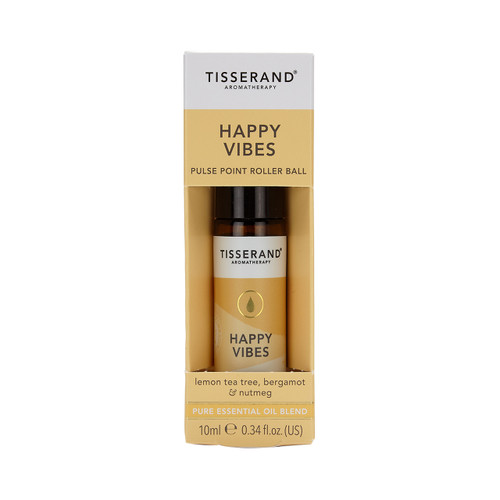 Tisserand Aromatherapy Happy Vibes Pulse Point Roller Ball