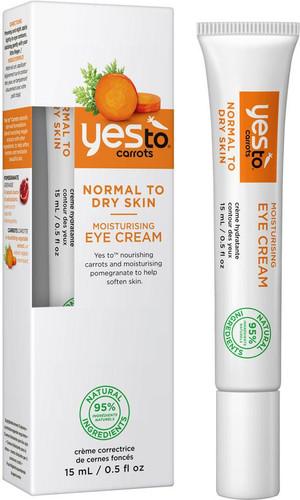Yes To Carrots Moisturizing Eye Cream