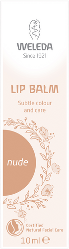 Weleda Tinted Lip Balm - Nude