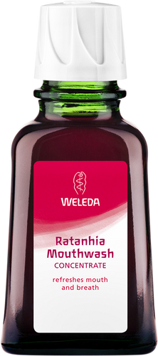 Weleda Ratanhia Mouthwash - 50ml