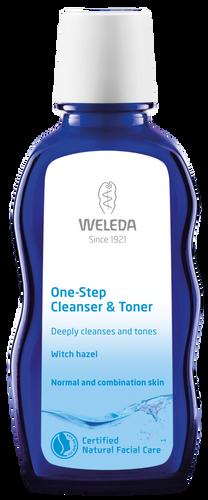 Weleda One Step Cleanser & Toner