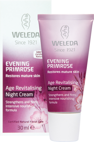 Weleda Evening Primrose Age Revitalising Night Cream - 30ml