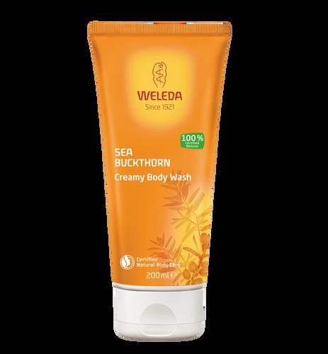 Weleda Sea Buckthorn Creamy Body Wash