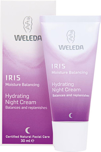 Weleda Iris Hydrating Night Cream