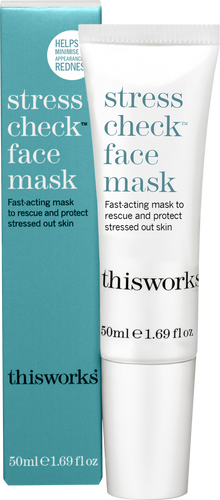 This Works Stress Check Face Mask - 50ml