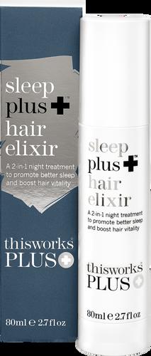 This Works Sleep Plus+ Hair Elixir - 80ml