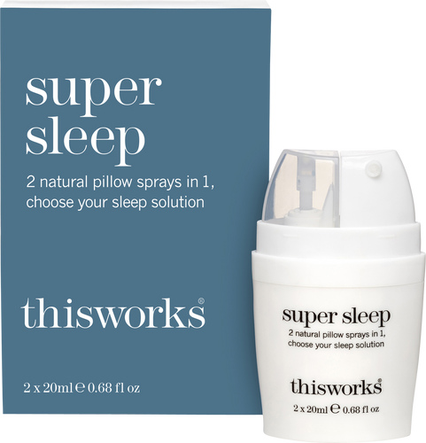This Works Super Sleep Duo