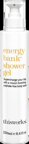 This Works Energy Bank Shower Gel - 250ml