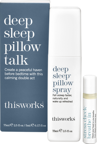 This Works Deep Sleep Pillow Talk