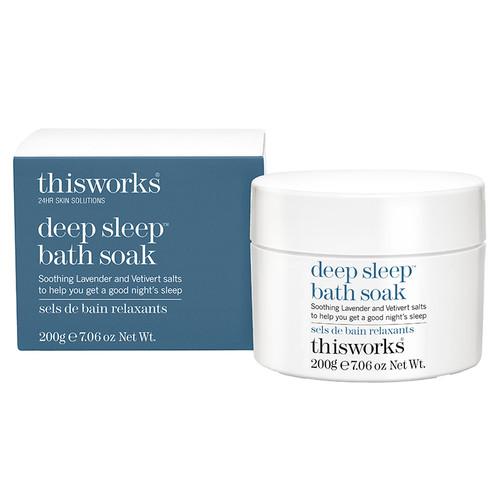 This Works Deep Sleep Bath Soak - 200g