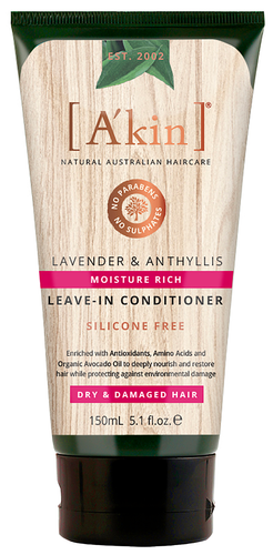 A'kin Lavender & Anthyllis Leave-in Conditioner