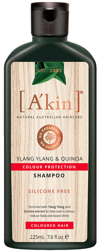 A'kin Ylang Ylang Colour Care Shampoo - 225ml