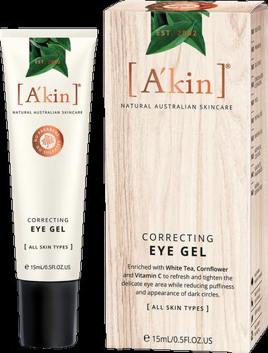 A'kin Correcting Eye Gel - 15ml